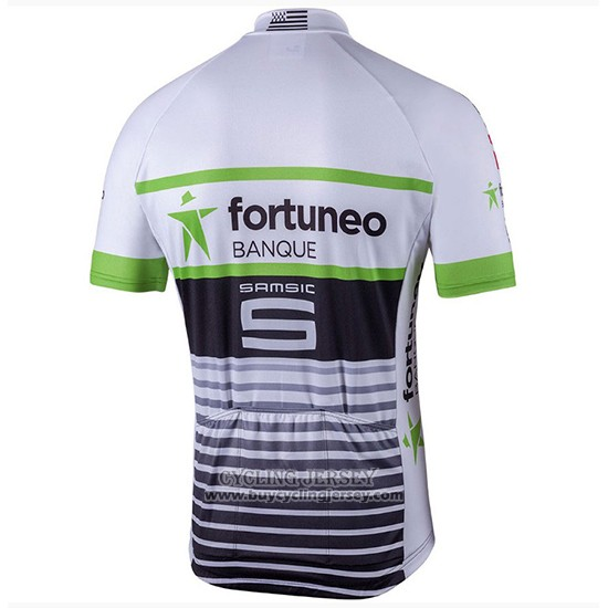 2018 Jersey Fortuneo Samsic White