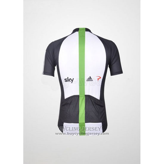 2012 Jersey Sky Black And Green
