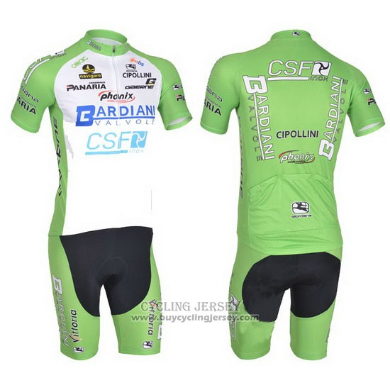 2014 Jersey Bardiani White And Green
