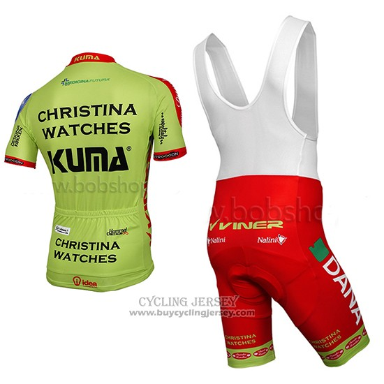 2014 Jersey Christina Watches Onfone Green