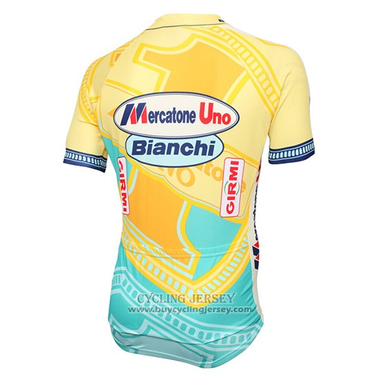 2016 Jersey Mercatone Uno Yellow