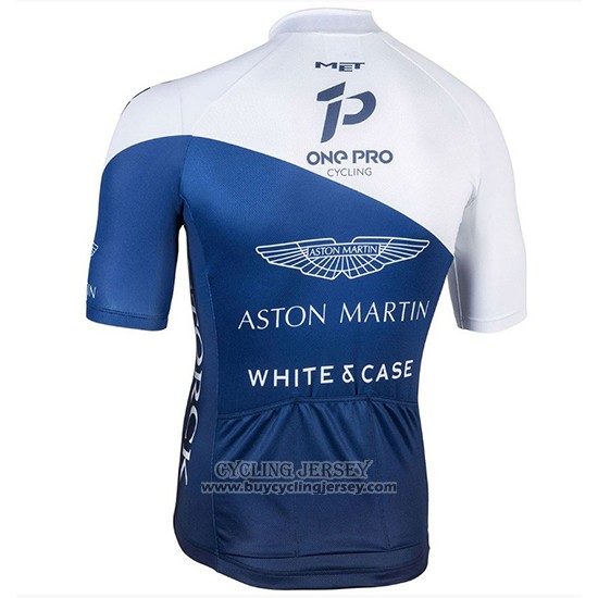 2018 Jersey One Pro White and Dark Blue