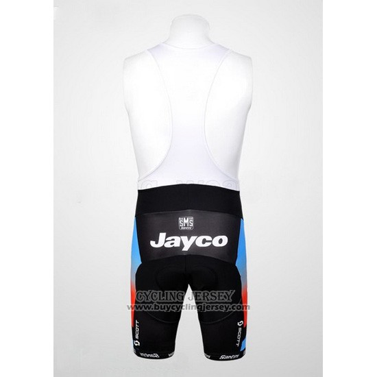 Jayco Sky Blue And Red Jerseys