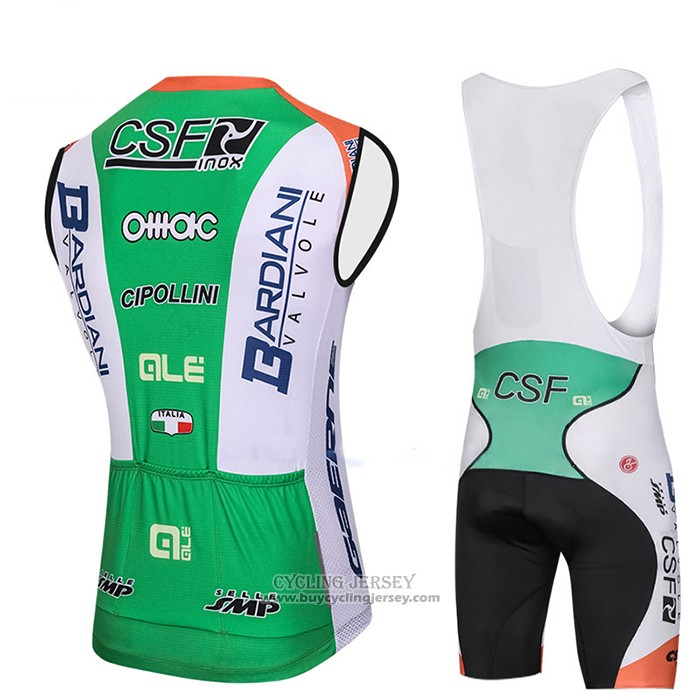 2018 Wind Vest Bardiani Csf Green
