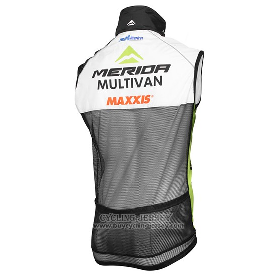 2016 Wind Vest Multivan Merida Green And White