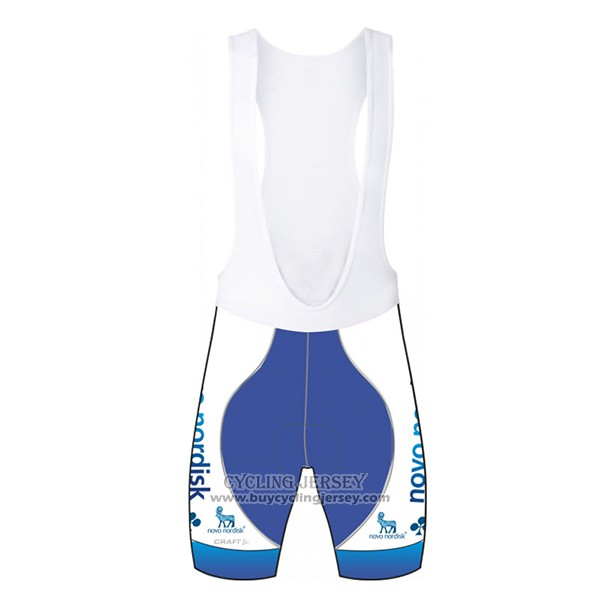 2017 Wind Vest Novo Nordisk White And Sky Blue