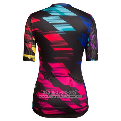 2016 Jersey Women Canyon Black And Red